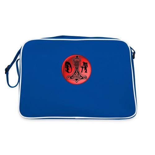 Logo Dragossido Academy - Retro Bag