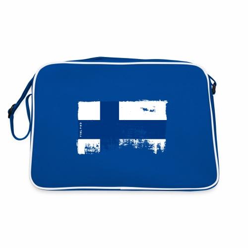 Suomen lippu, Finnish flag T-shirts 151 Products - Retrolaukku