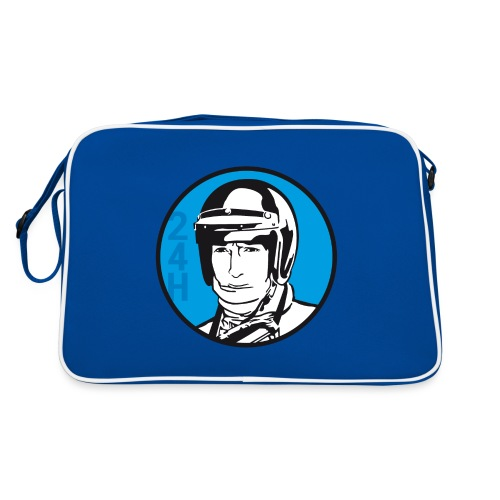 Racing Legend - 24H - No2 - 1965 - Retro Tasche