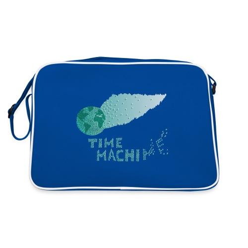 Time Machine - Retro Tasche