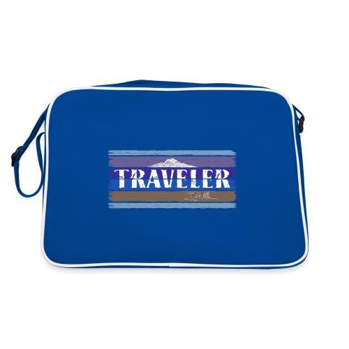 Jack McBannon - Traveler II - Retro Tasche