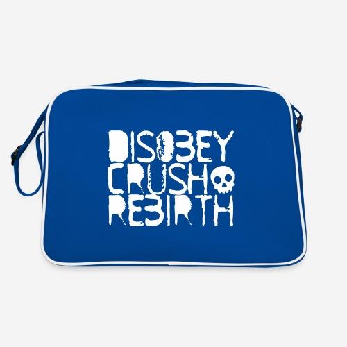 disobey crush rebirth - Retro Tasche