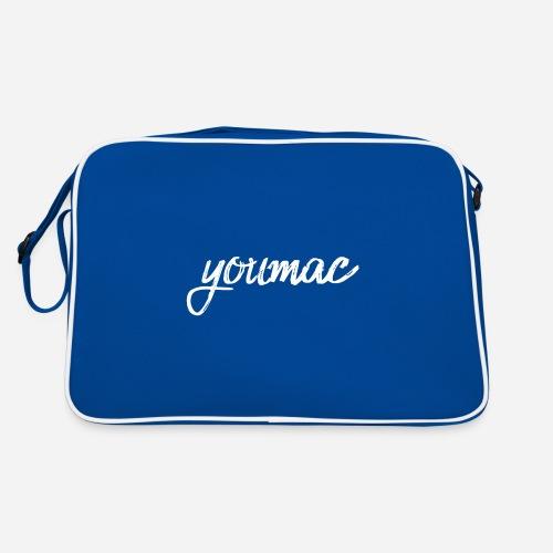 youmac by silicon apparel - Retro Tasche