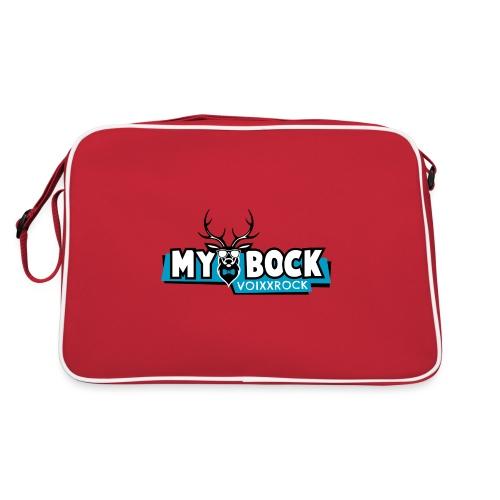 MYBOCK Logo - Retro Tasche