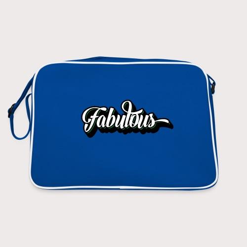 Fabulous - Retro Tasche