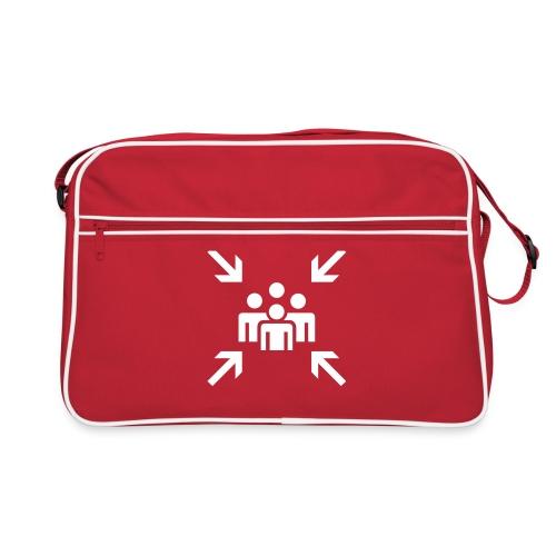 Sammelpunkt - Retro Tasche