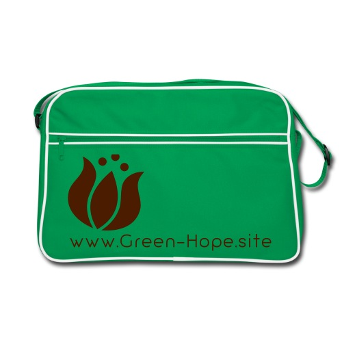 Logo GreenHope - Sac Retro