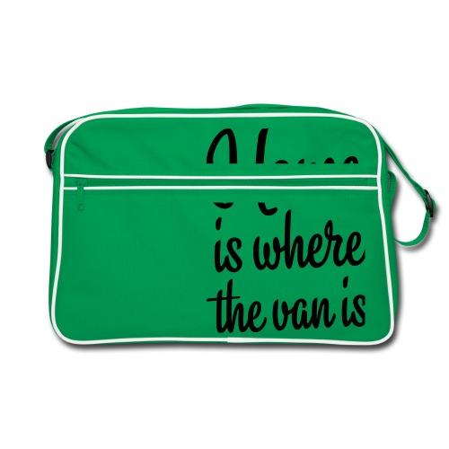 Home is where the van is - Autonaut.com - Retro Bag