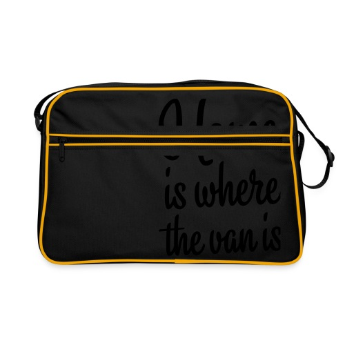 Home is where the van is - Autonaut.com - Retro Bag