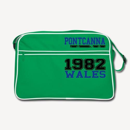PONTCANNA 1982 - Retro Bag