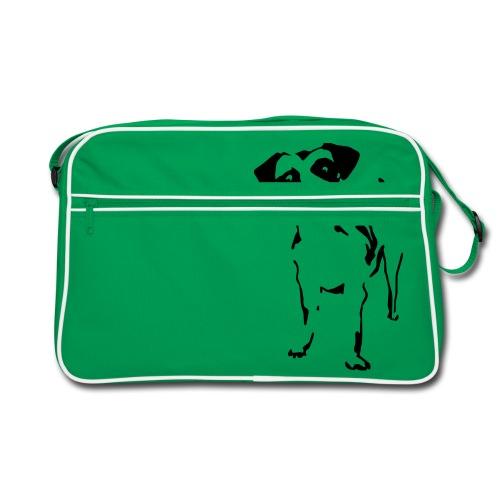 Jack Russell Terrier - Retro Tasche