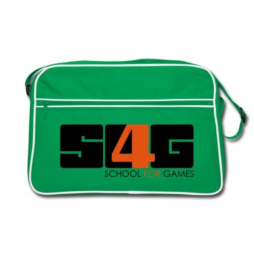 s4g logo v final - Retro Tasche