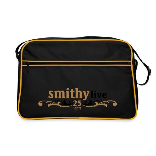 SMITHY_25 jahre_neg - Retro Tasche