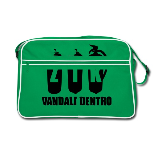 ZTK Vandali Dentro Morphing 1 - Retro Bag