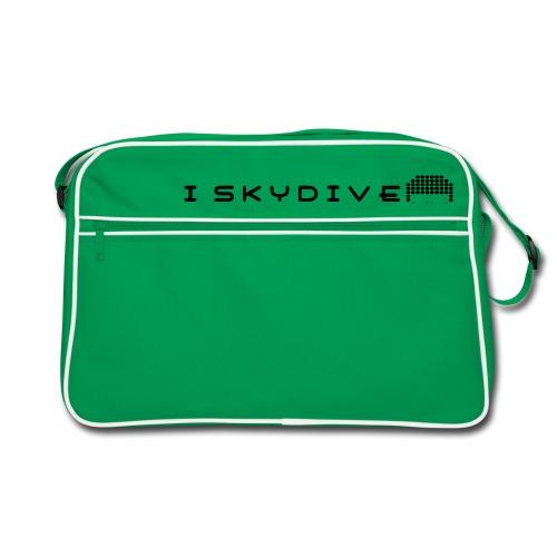 i_skydive_therefore_i_am - Retro Bag