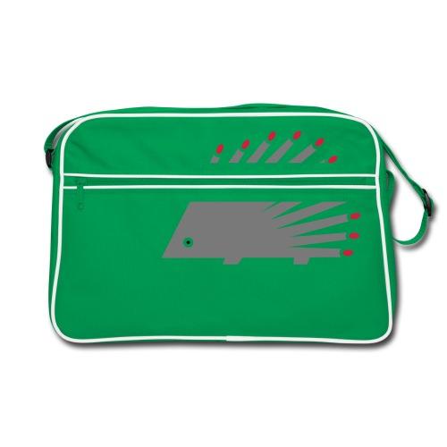 Hedgehog - Retro Bag