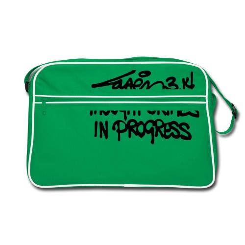 Thought Crimes In Progres - Retro Bag