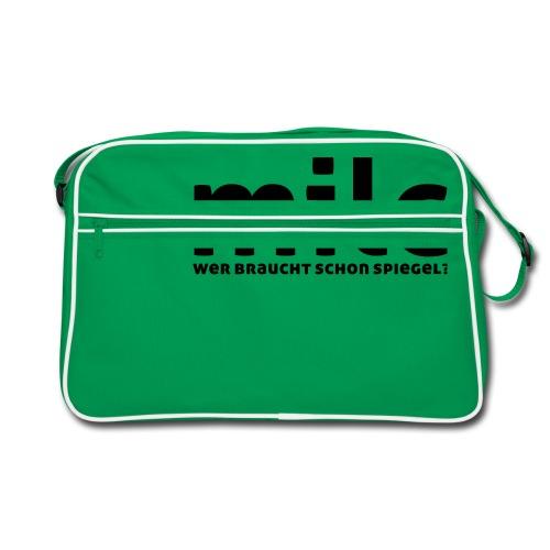 milc - Retro Tasche