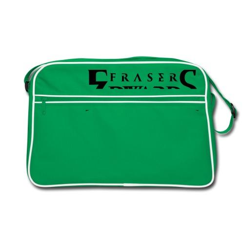 Fraser Edwards Men's Slim Fit T shirt - Retro Bag