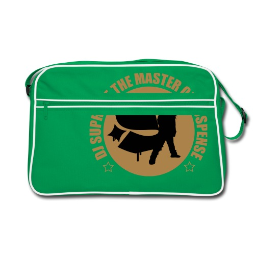 Master of Suspense T - Retro Bag