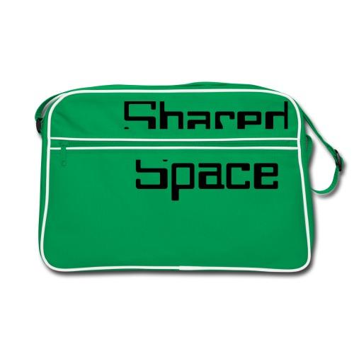 Shared Space - Retro Tasche