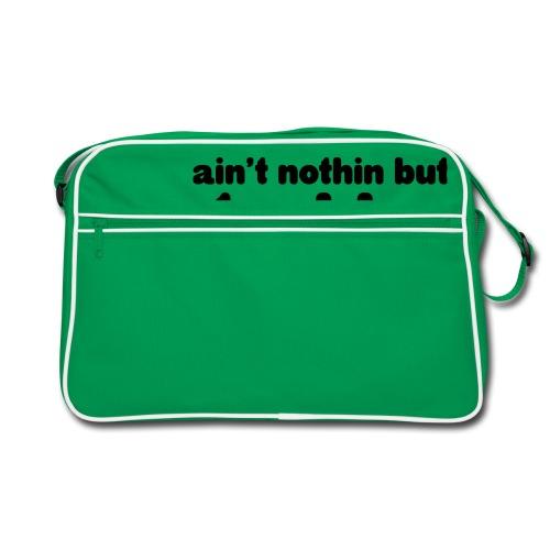 Ain't notin but treble - Retro Bag