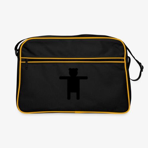 Epic Ippis Entertainment logo desing, black. - Retro Bag