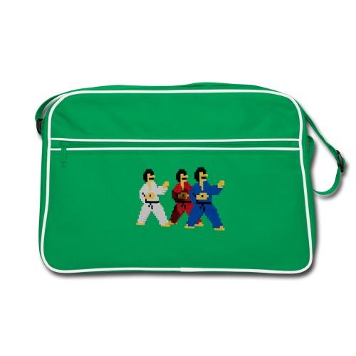 8 bit trip ninjas 1 - Retro Bag