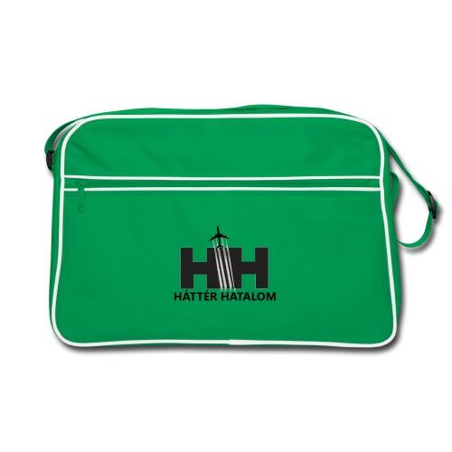 HáttérHatalom - Chemtrail - Retro Bag