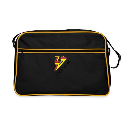 ♂ Lightning - Retro Tasche