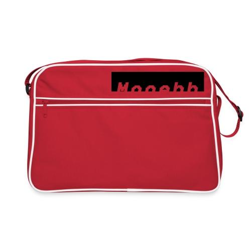 Mogehh logo - Retro Bag