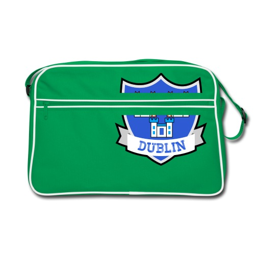 Dublin - Eire Apparel - Retro Bag