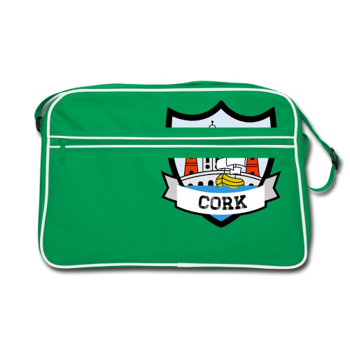 Cork - Eire Apparel - Retro Bag