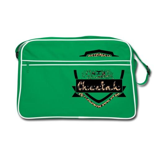 Cheetah Shield - Retro Bag