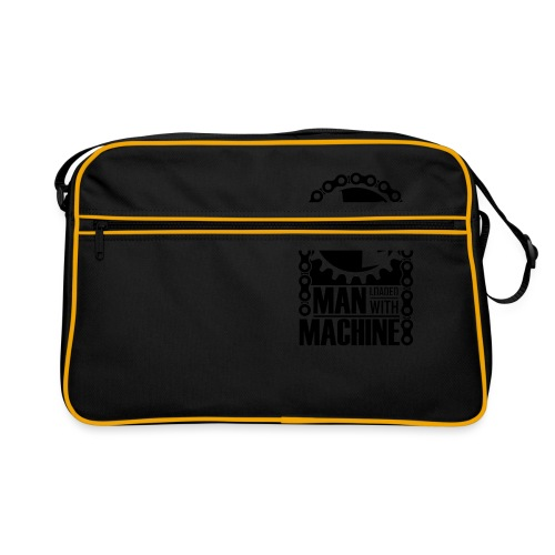 for all the bikers - Retro Bag