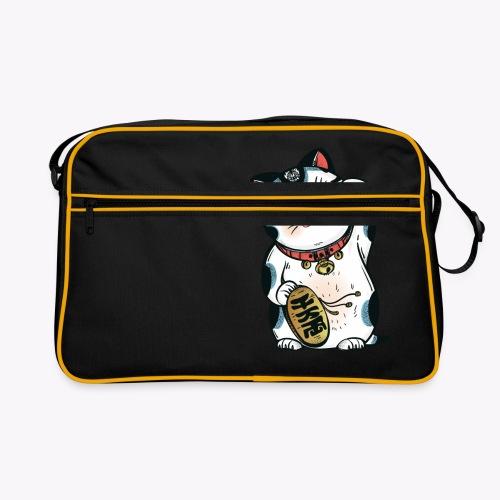 The Lucky Cat - Retro Bag