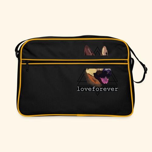 SHEPHERD LOVE FOREVER - Bandolera retro