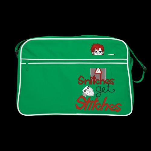 SGS Creepy Smile - Retro Tasche