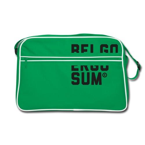 Belgo Ergo Sum - Retro Bag