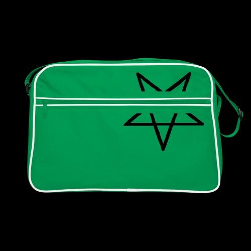 Pentagram2 png - Retro Tasche