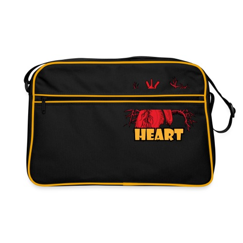 HEART - Borsa retrò