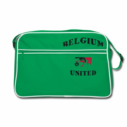 Belgium Unit - Retro Bag