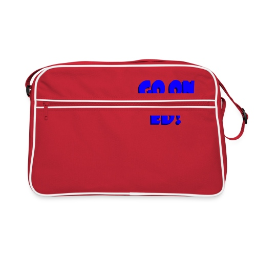 Go on Ed - Retro Bag