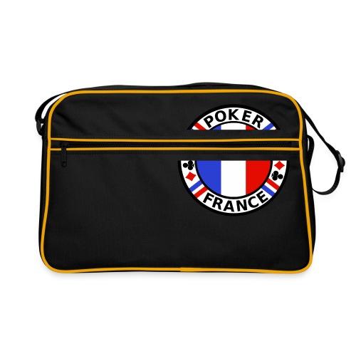 poker france - Retro Bag