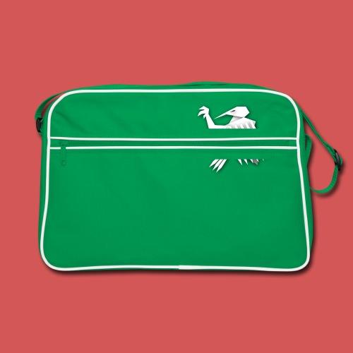 Nörthstat Group ™ White Alaeagle - Retro Bag