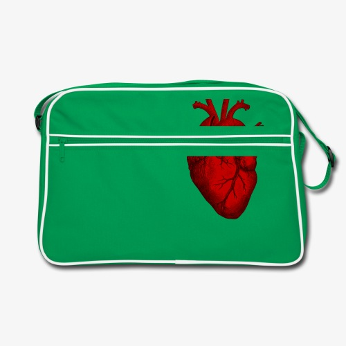Heart - Retro Bag