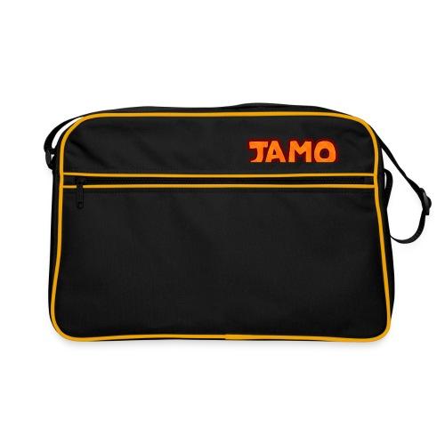 JAMOLP Logo Mug - Retro taske
