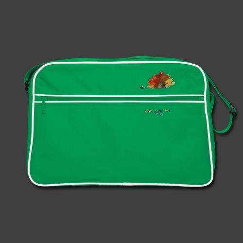 Mayas bird - Retro Bag