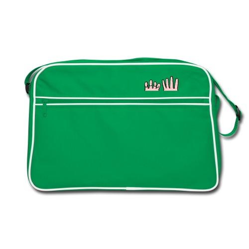 Winky Hands - Retro Bag