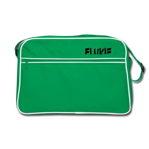 Flukie Clothing Japan Sharp Style - Retro Bag